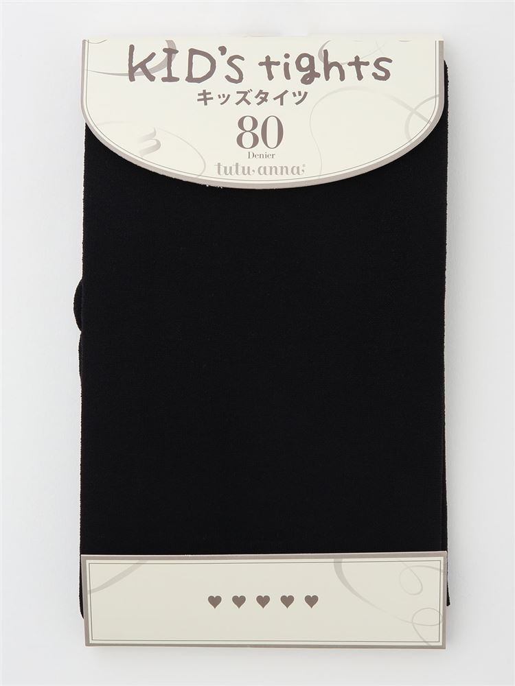 [キッズ]80デニールカラータイツ