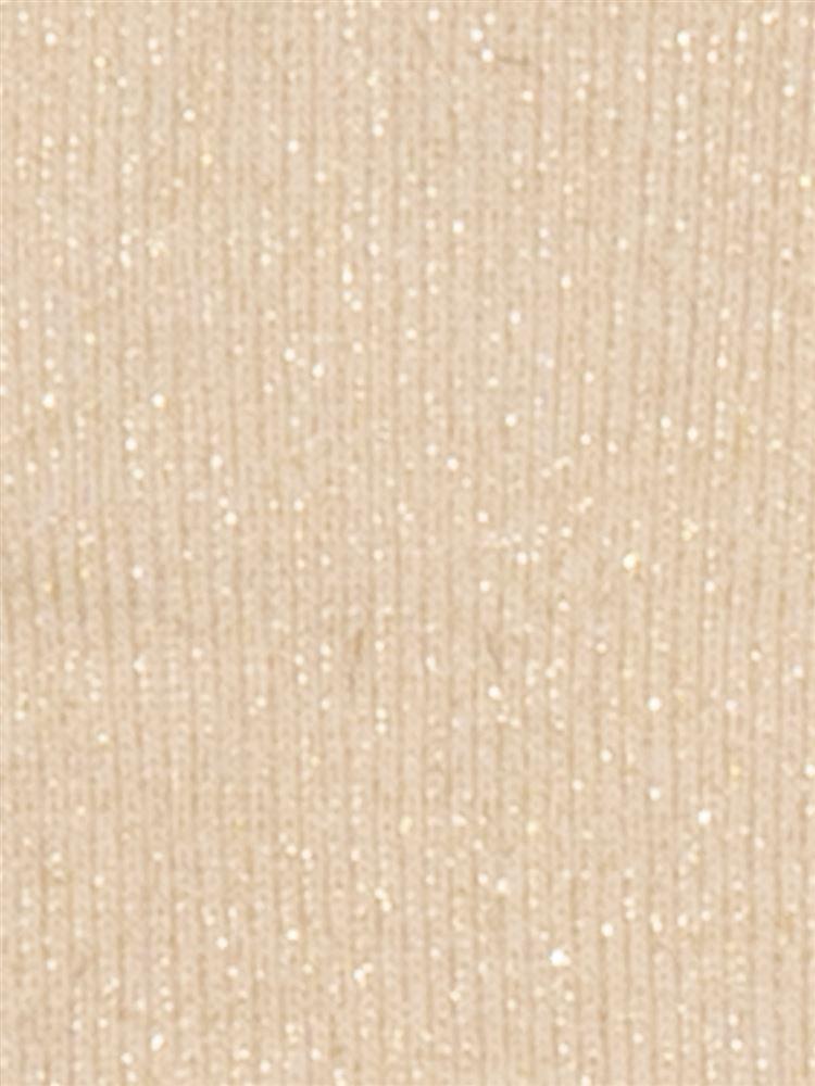 綿混ラメリブ2本指ソックス13cm丈