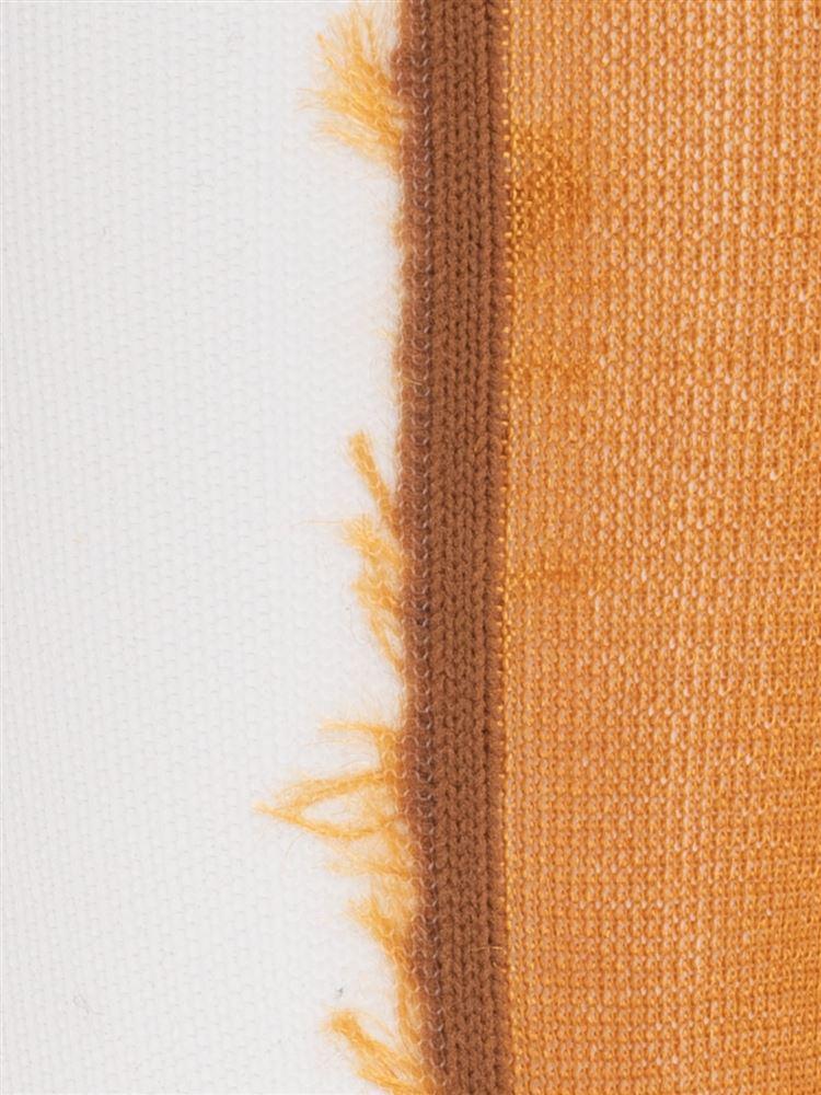 [レディライン]光沢糸深すくいソックス18cm丈
