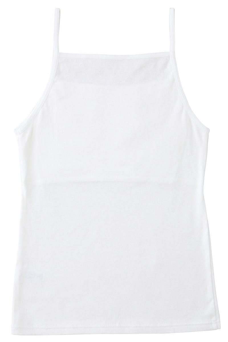 [tutuプチ]STEP1・ジュニア用キャミソール(綿素材)