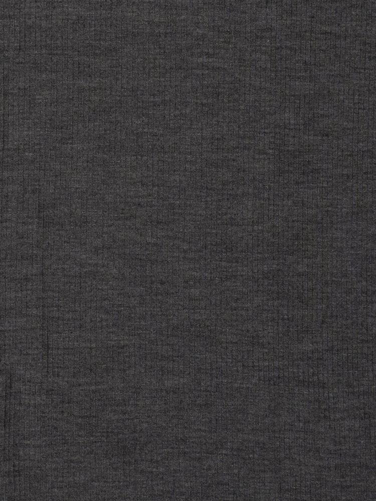 tutuheatリブレースVネック8分袖(SS・LLサイズWEB限定)