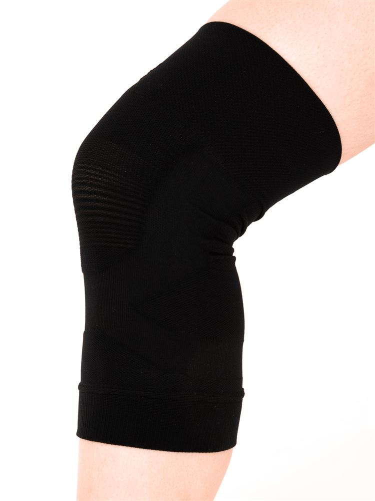 [健康と美キュキュすらっと]膝アップサポーター(男女兼用)