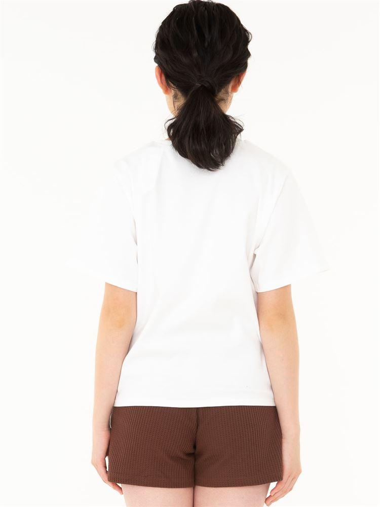 フォトプリントスムースTシャツ