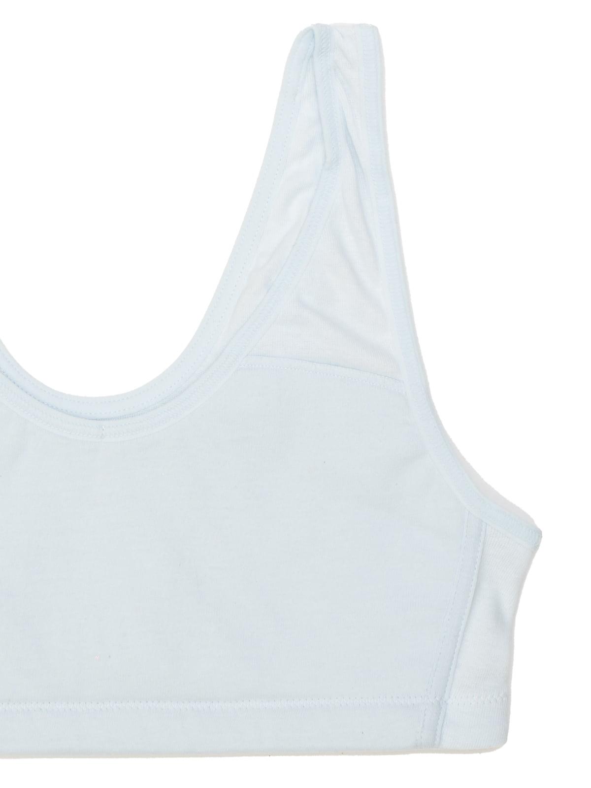 [tutuプチ]STEP1・ジュニア用ワンポイントハートハーフトップ(綿素材)