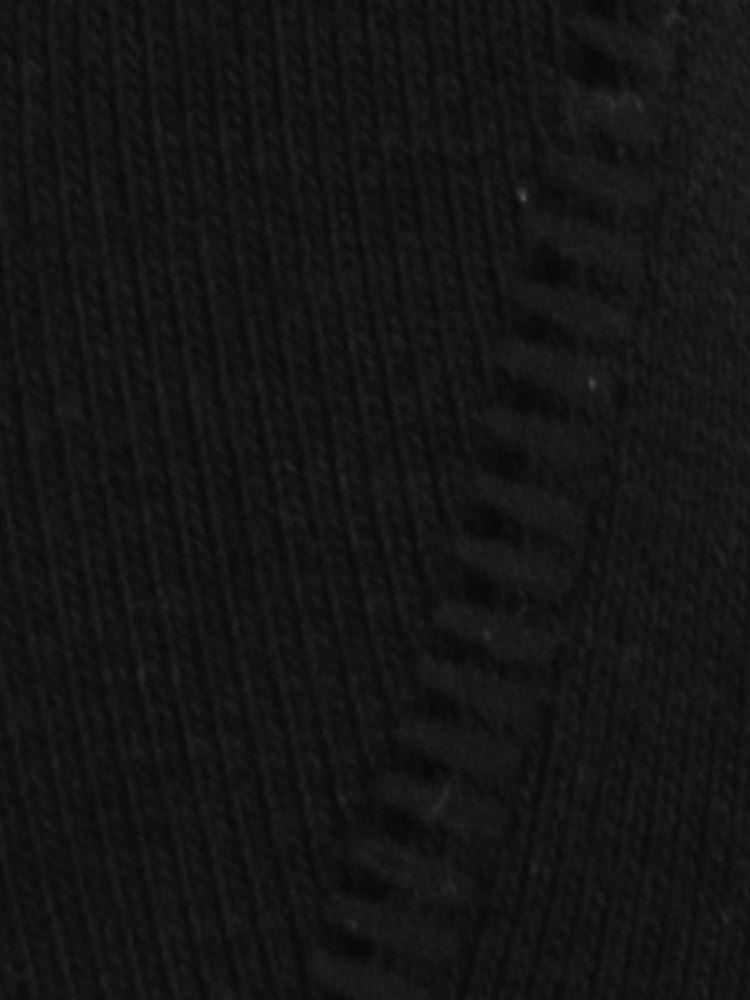 [ストレス0靴下]綿混超浅履きカバーソックス