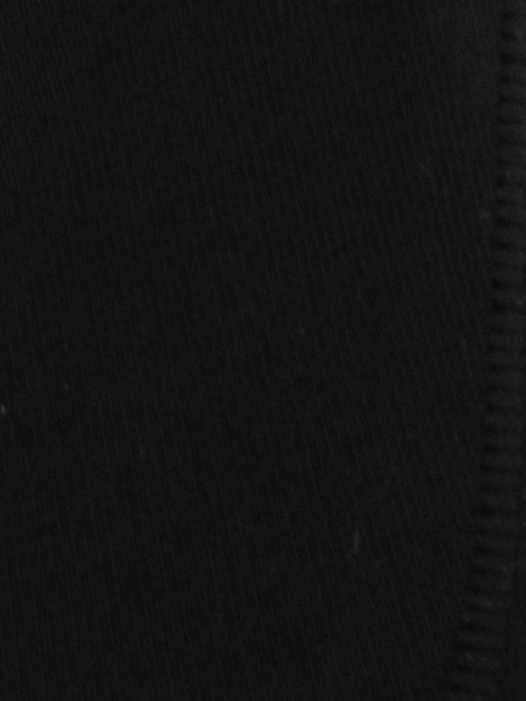 [ストレス0靴下]綿混深履きカバーソックス