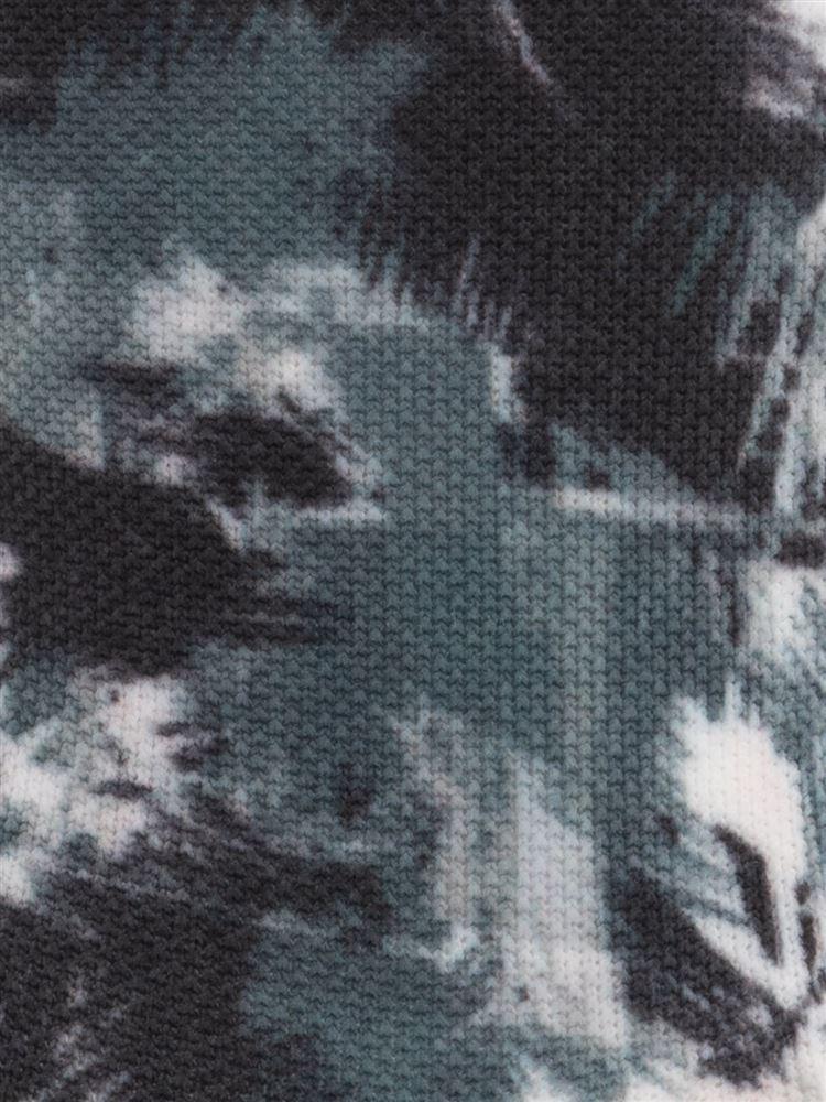 [スポーツ]つま先パイル3Dプリントソックス13cm丈