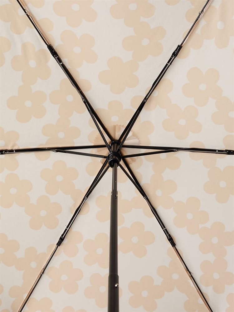フラワーレース折りたたみ傘