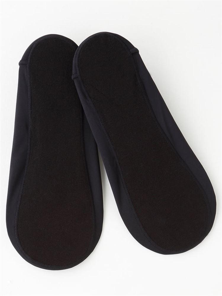 [かかとピタッと]深履きカバーソックス