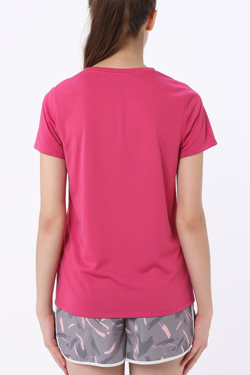 無地セットインTシャツ