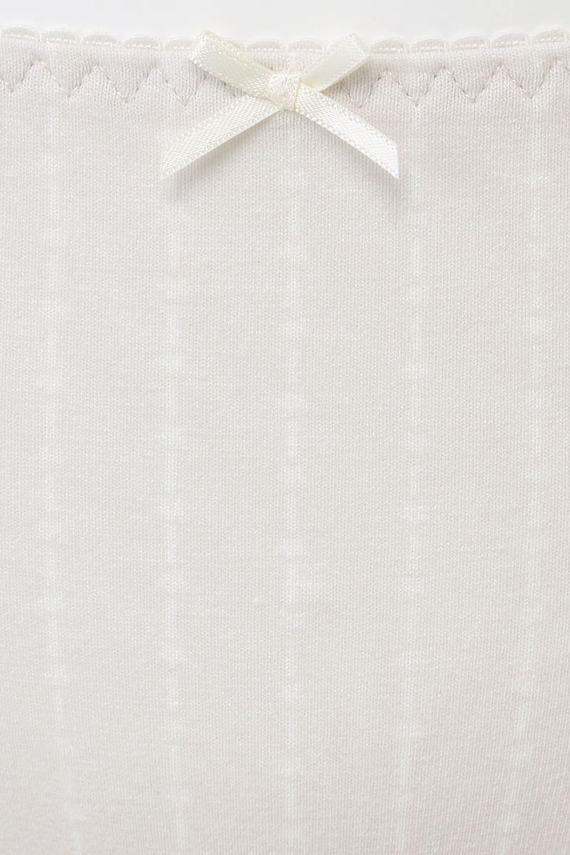 [tutuプチ]STEP3・ジュニア用ショーツ(グレーストライプ)