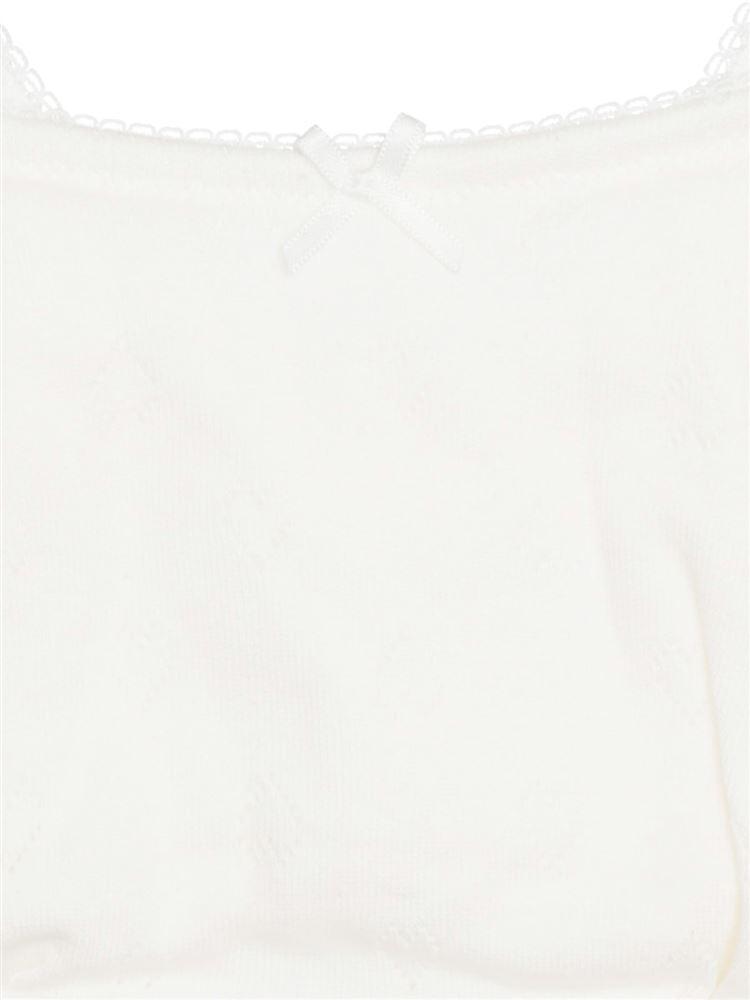[tutuプチ]STEP2・ジュニア用ハーフトップ(白)