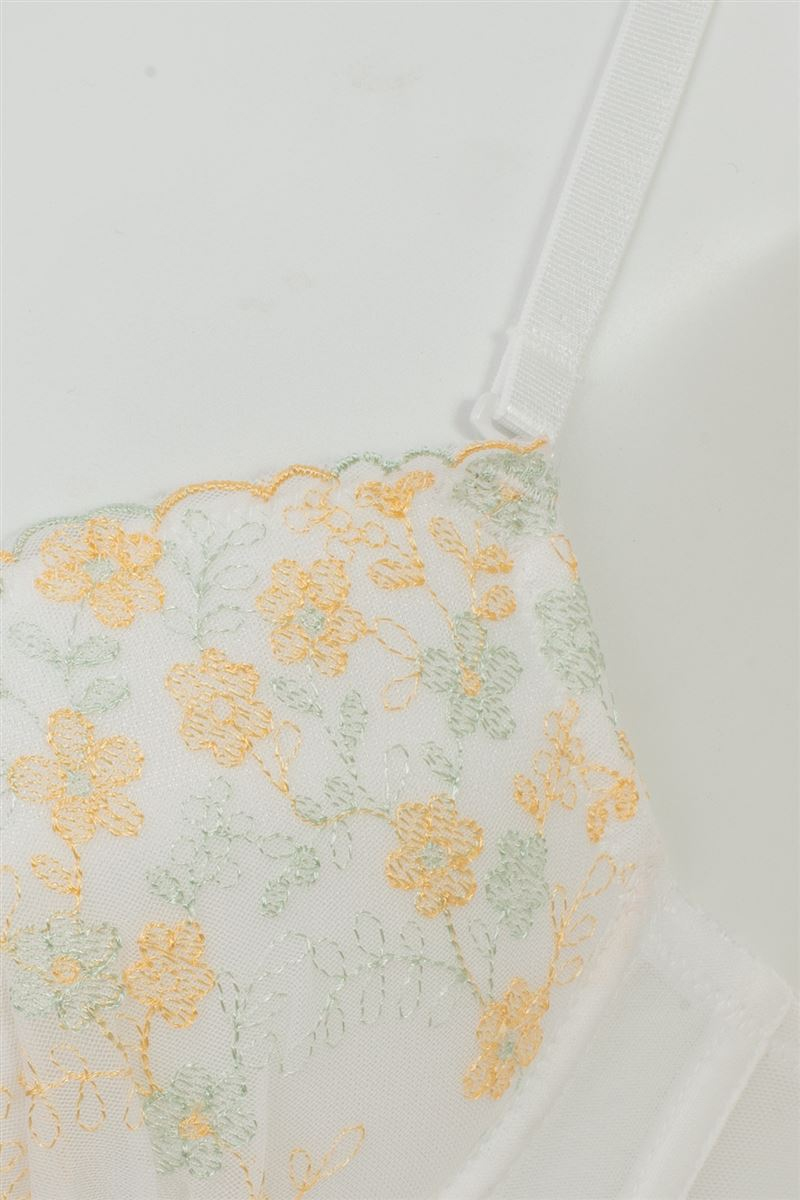 flower gardenブラセット(AカップWEB限定)
