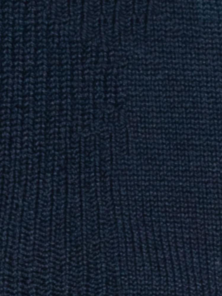 [キッズ]チュ−ルレース付きリブソックス9cm丈