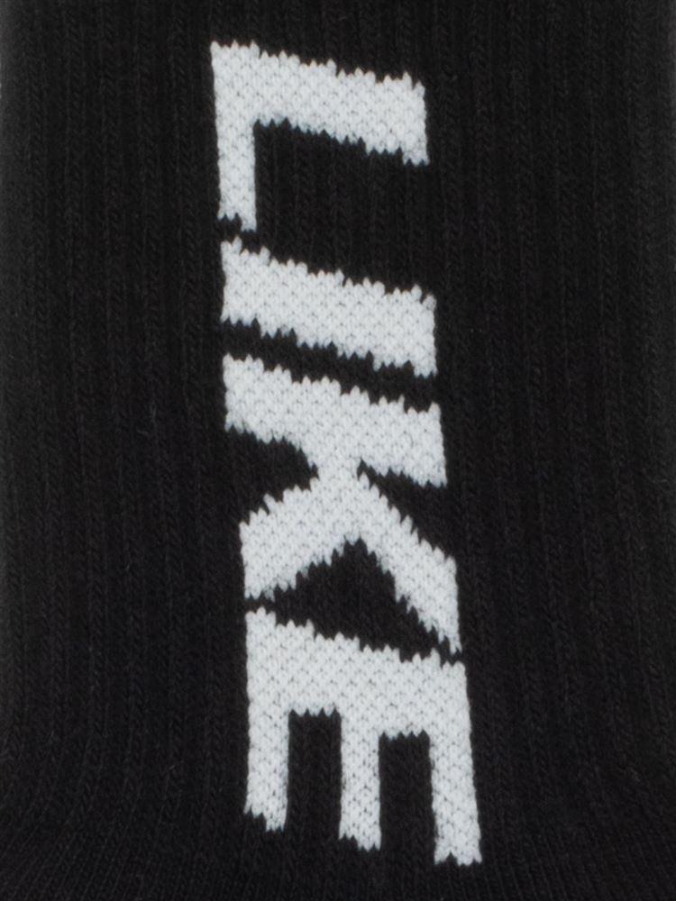 [キッズ]アメリブLIKEロゴ綿混ソックス12cm丈