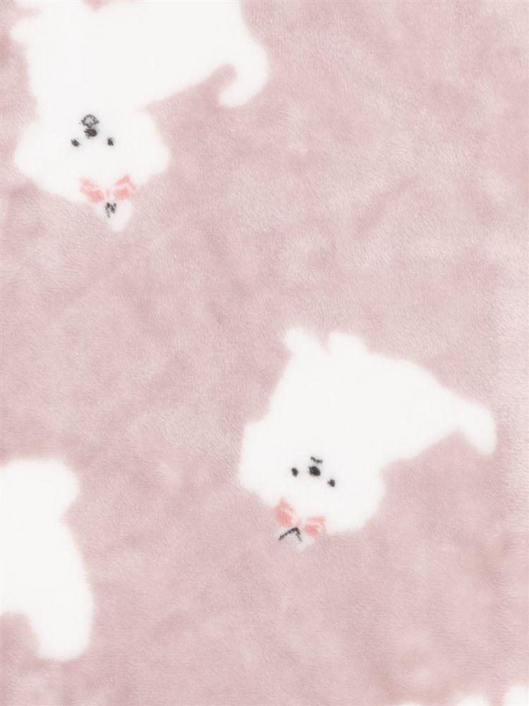 ちょんまげ犬マイクロファイバーパジャマ