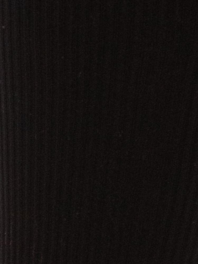 裾メロウリブタイツ地レギンス10分丈