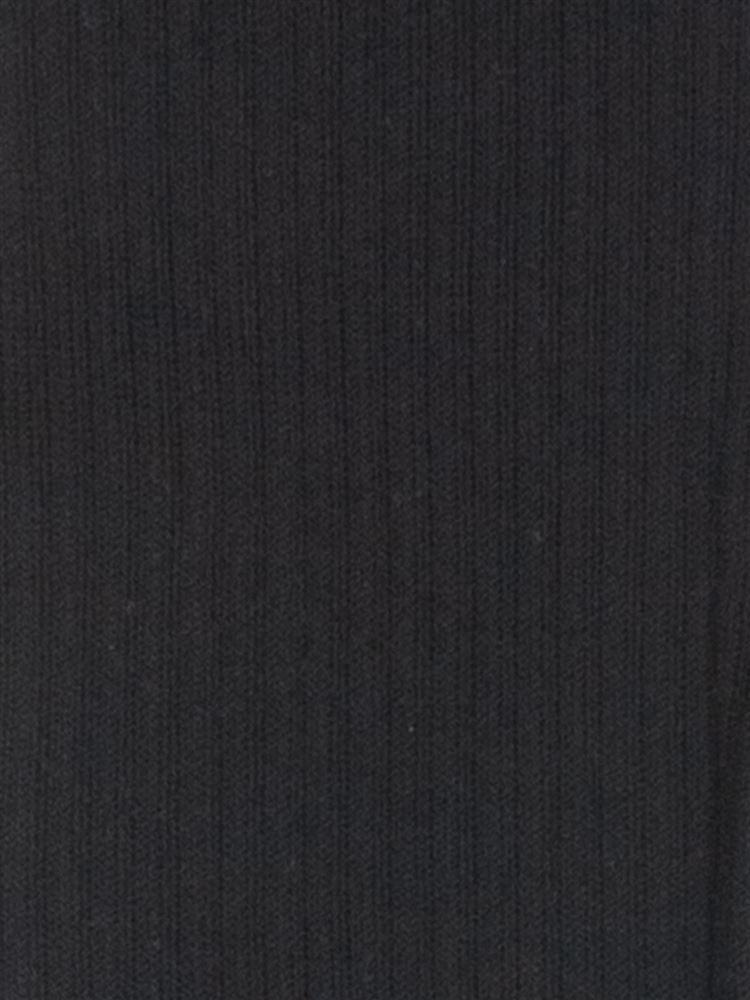 [メンズ]シルケットリブソックス29cm丈