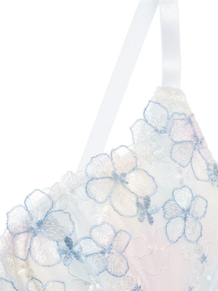 [美胸UPブラ]ミストフルールブラ