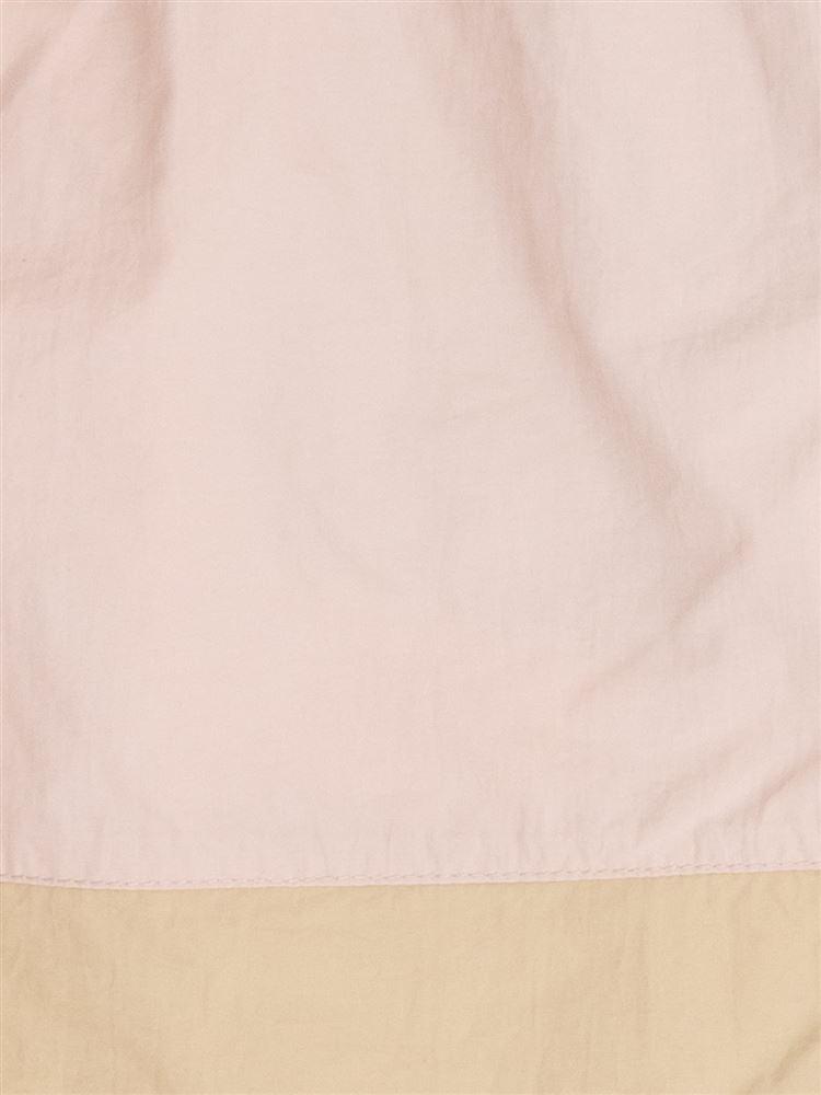 [スポーツ]布帛配色ショートパンツ