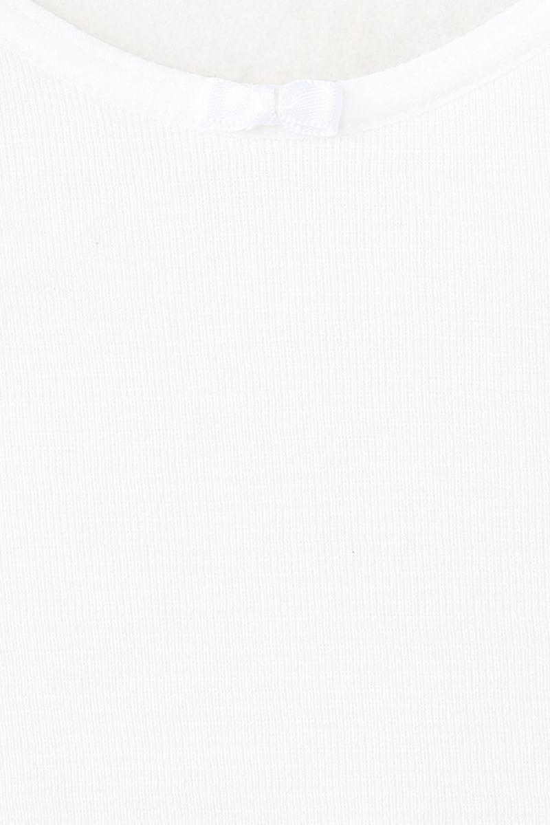 [tutuプチ]STEP1・ジュニア用吸水速乾ハーフトップ(無地)