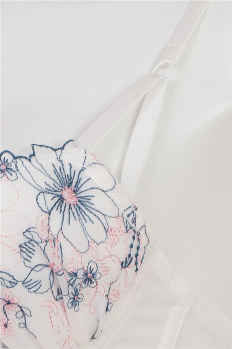 [谷間]Winter flower ブラセット