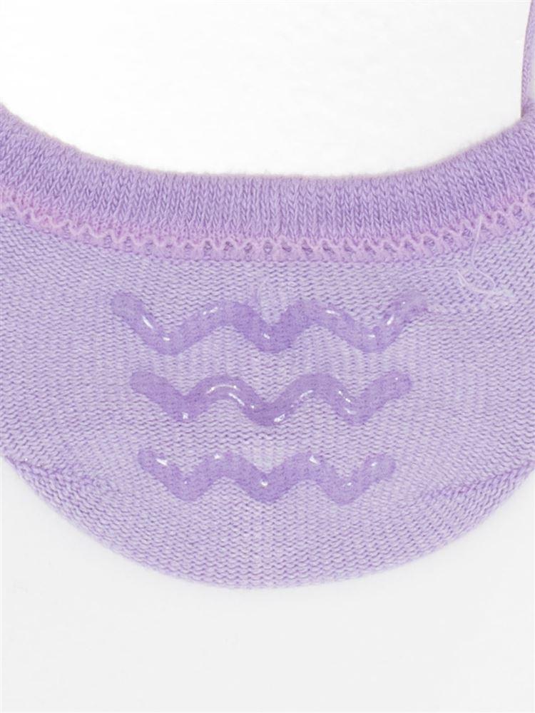 ハートサングラス刺繍ローカットくるぶしソックス