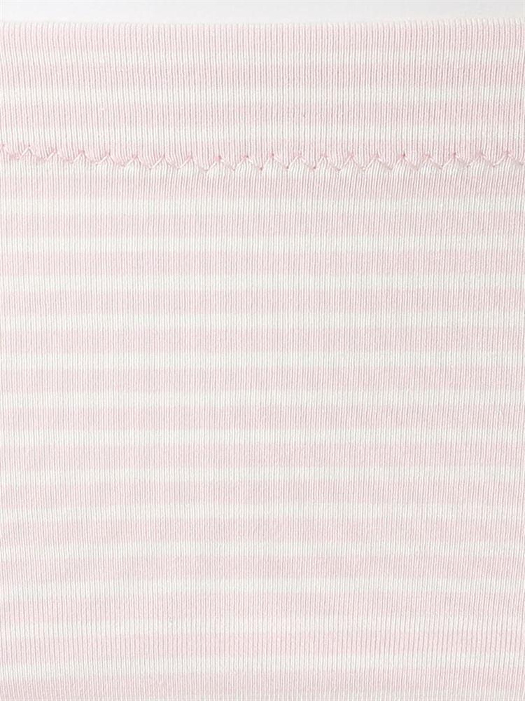 サニタリー綿混ボーダーフルショーツ
