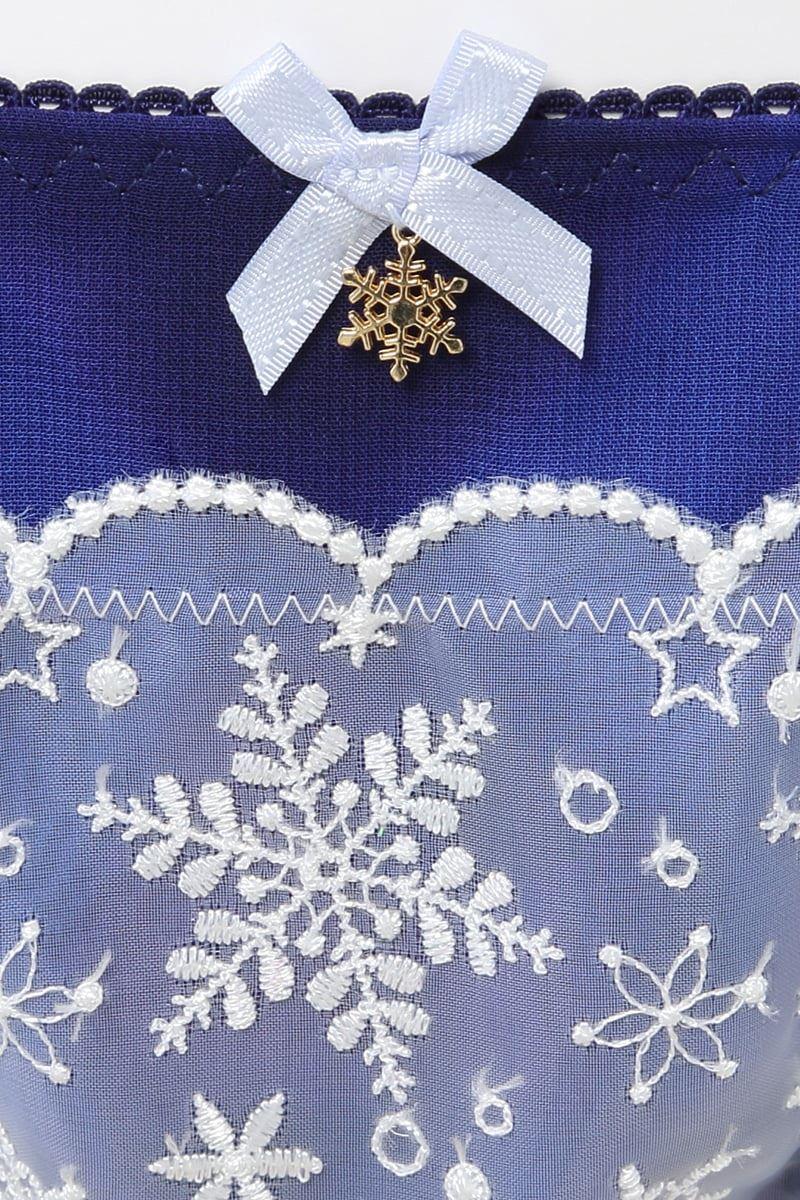 [ノンワイヤー・運命のブラ]milky snowフルショーツ