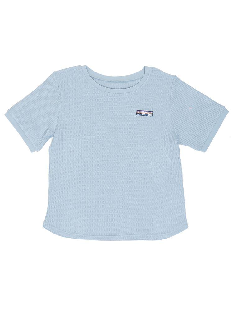 ワッフルロゴTシャツ