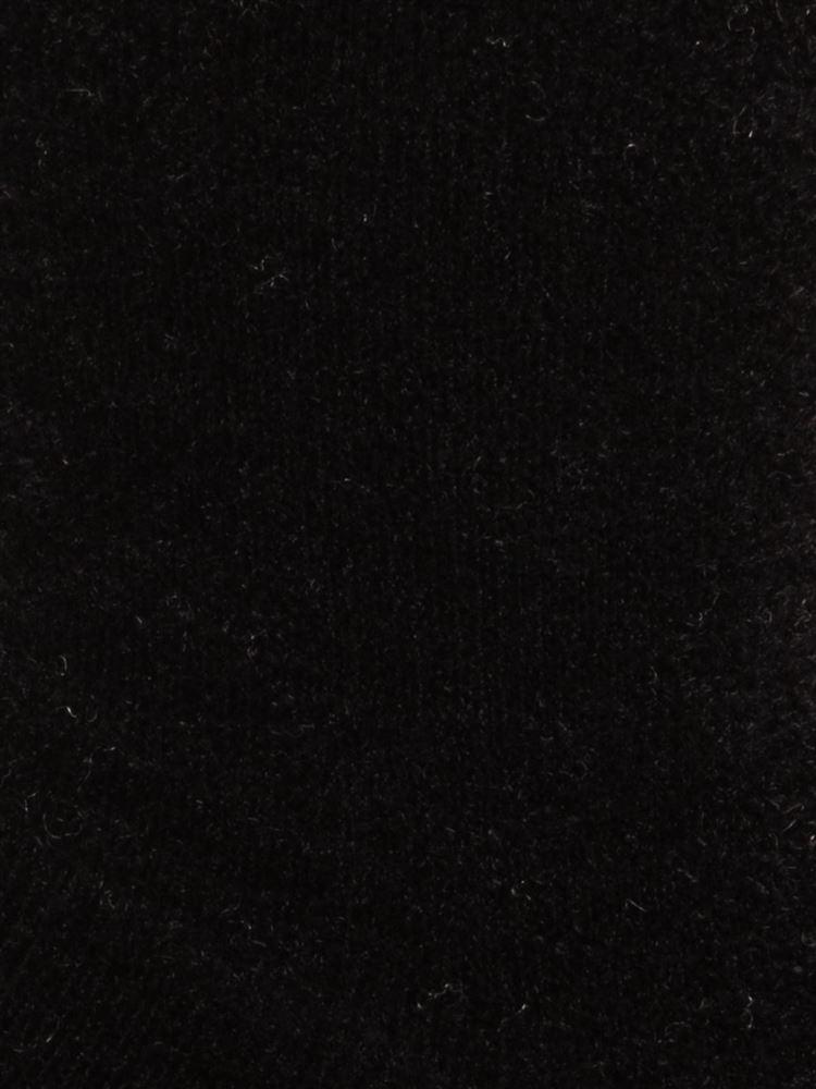 [レディライン]ベロア風ラメ切り替えソックス16cm丈