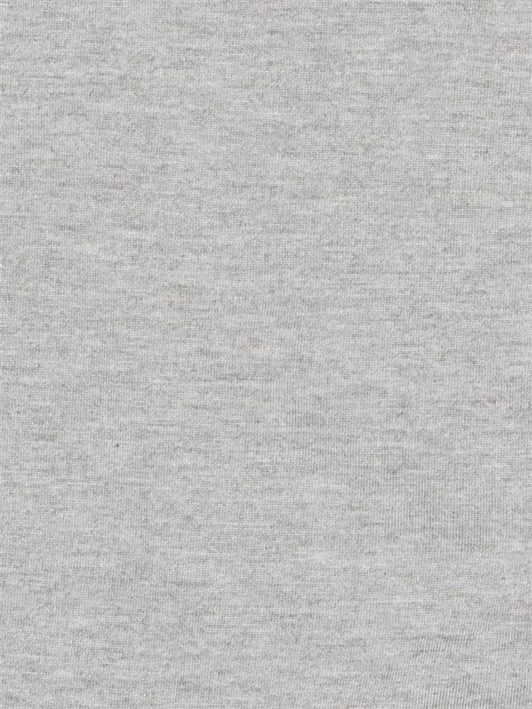 ロゴ刺繍天竺前開き半袖パジャマ