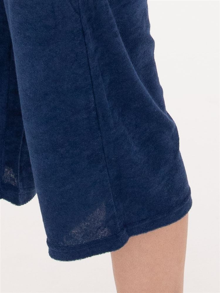 パイル水玉柄半袖パジャマ