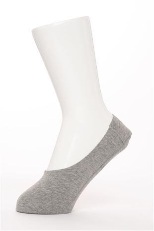 [かかとピタッと]綿混深履きカバーソックス|カバーソックス・フットカバー