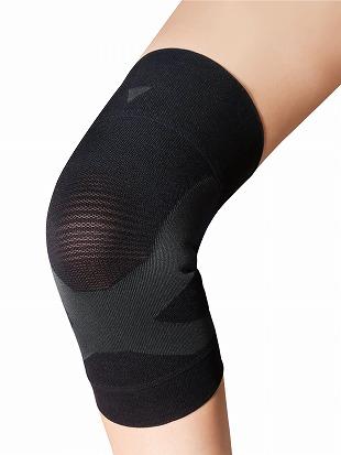 [健康と美キュキュすらっと]膝アップサポーター(男女兼用)|レッグアクセ