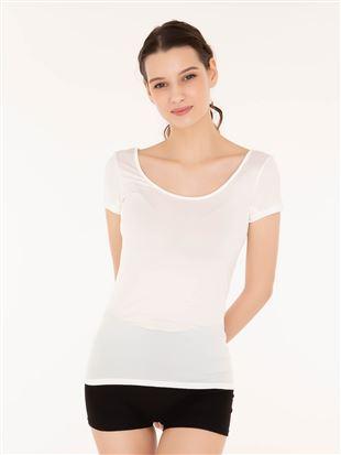 tutuCOOL半袖(汗とりパッド付き)|半袖シャツ