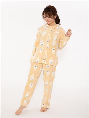 あざらし柄フリースパジャマ|パジャマ