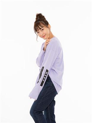 [EVANGELION]NERVポイントロゴTシャツ|トップス