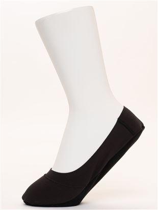 [かかとピタッと]あったか深履きカバーソックス|カバーソックス・フットカバー