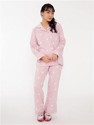 ビションフリーゼスムースパジャマ|