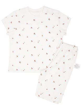 [キッズ]さくらんぼ柄パジャマ|