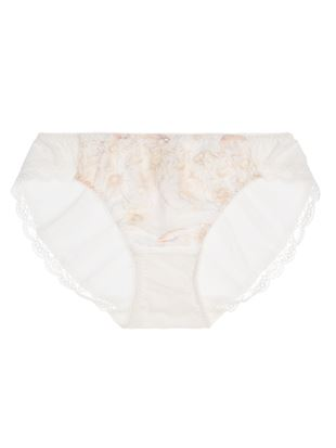 [夏・365日きれいブラ]ラチッタフィオーレ綿混フルショーツ|フルショーツ
