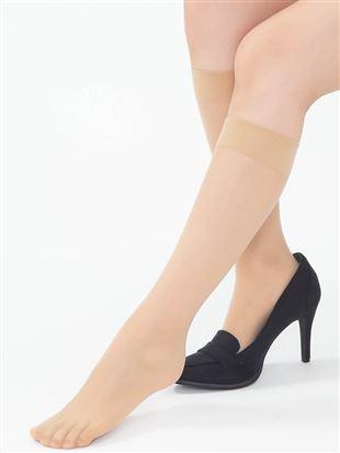 足底綿ストッキングハイソックス|ハイソックス