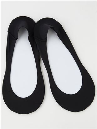 [かかとピタッと]浅履きカバーソックス|カバーソックス・フットカバー
