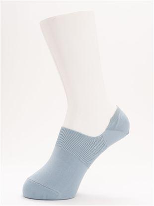 COOLMAX無縫製超深履きカバーソックス|カバーソックス・フットカバー