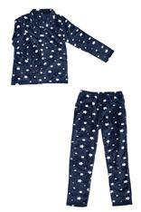 星柄薄手ボア星柄パジャマ|パジャマ