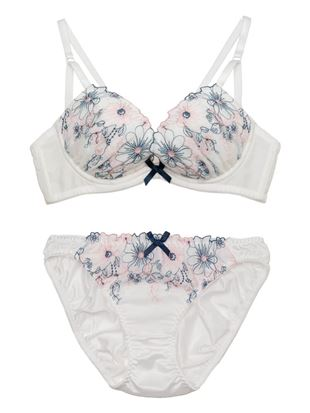 [谷間]Winter flower ブラセット|